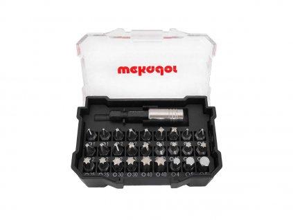 WEKADOR - sada bitů 28ks,18mm,PH/PZ/TX/Hex CoN,magnetický