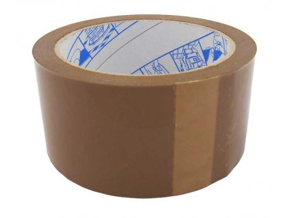 GEKO - Lepící páska STANDARD 50mm x 66m, hnědá