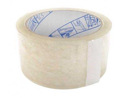 GEKO - Lepící páska STANDARD 50mm x 66m, transparentní GEKO G18000/52