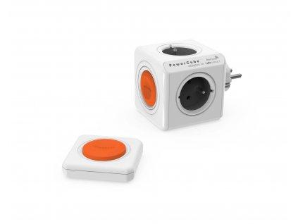 ORIGINAL REMOTE SET bílá / šedá / oranžová POWERCUBE 87090