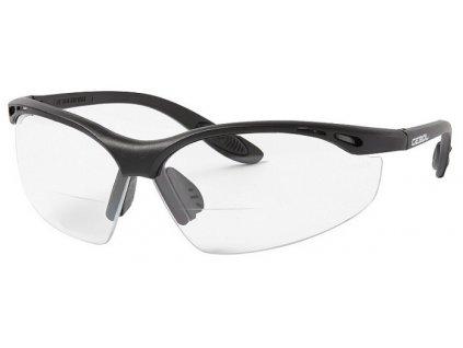 Ochranné brýle READER - čiré, +2,5 dioptrie GEBOL 730005