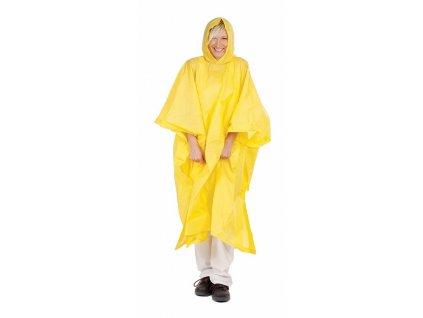 PONČO PVC žluté CERVA GROUP a. s. 0311001170999