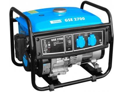 GÜDE - generátor elektrického proudu GSE 2700
