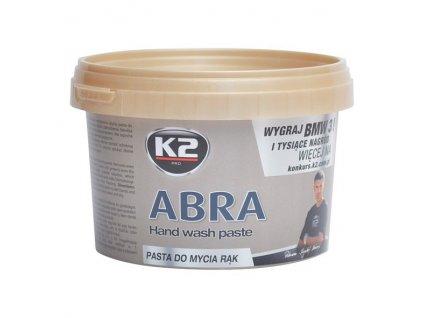 ABRA 500 ml - pasta na mytí rukou K2 AMW521