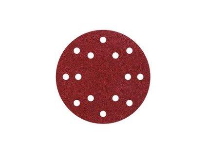5přilnavých brusných kotoučů o150 mm zrno 120 WOLFCRAFT 4006885184305