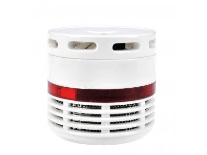 Detektor kouře + alarm, 85dB, 10 let životnost Solight 1D35