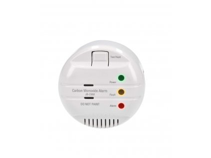 Solight detektor spalin CO + alarm, 85dB, 2x 1.5V baterie