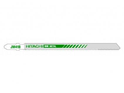 HITACHI - plátek do přímočaré pily na kov JM41B - 5ks