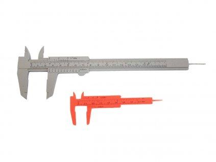 Posuvné měřítko - plastové MAGG 080101