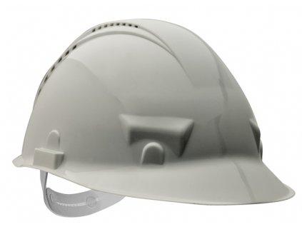 PALADIO přilba ventilovaná - bílá, norma EN397