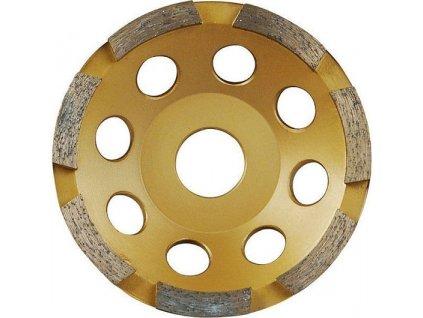 MAKITA - kotouč diamantový brusný 125x22,2mm na beton
