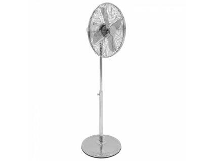 """Stojanový celokovový ventilátor 16"""" 70 W třírychlostní"""