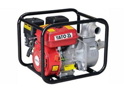 """Čerpadlo se spalovacím motorem 2""""  5,9HP 36m3/h Yato YT-85401"""