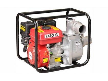 """Čerpadlo se spalovacím motorem 3""""  5,9HP  60m3/h Yato YT-85402"""