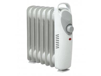 Olejový radiátor mini 600 W DESCON DA-J0600
