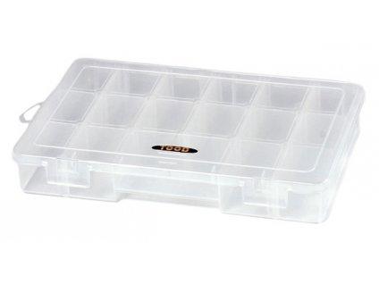 Plastový organizér 268x180x53mm - 7 přepážka
