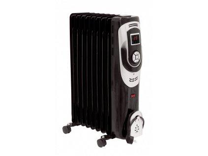 Olejový radiátor 2000 W LCD DESCON DA-J2051FD