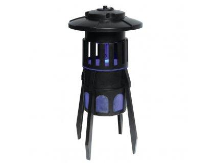 Elektrický lapač hmyzu 12V, 7 W DESCON DA-LZ07