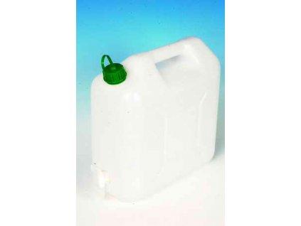Kanystr na vodu s kohoutkem 15l MAGG 00879