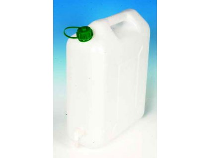 Kanystr na vodu s kohoutkem 20l