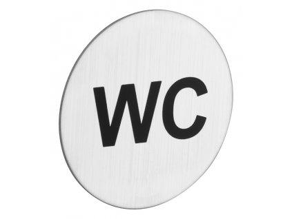 Rozlišovací znak kruhový - WC ROSTEX RX1033000400