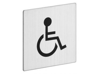 ROSTEX - rozlišovací znak čtvercový - postižení