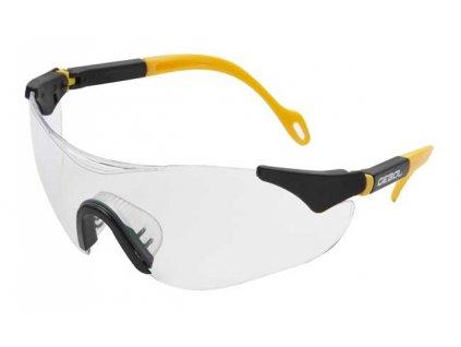 Ochranné brýle SAFETY COMFORT - čiré