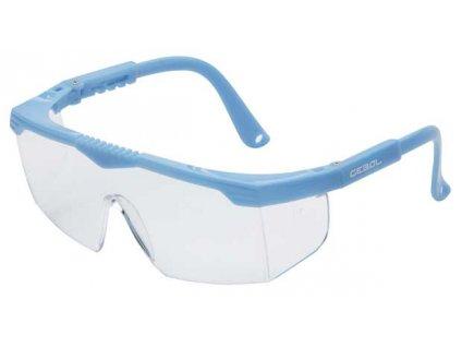 Ochranné brýle SAFETY KIDS - modré