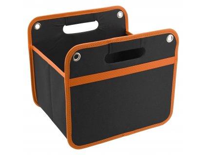 Organizér do kufru 32x29cm ORANGE
