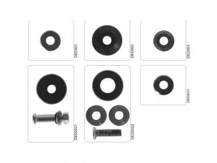 Řezné kolečko 22/2 mm HM se šroubem do řezačky na dlažbu #1149 a1150 DEDRA DED0021