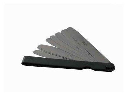 Spárové měrky Kinex; list 0,05-1 mm - délka 200mm; 20 listů
