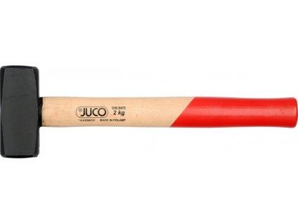 Palička kovová 8 kg Juco TO-32207