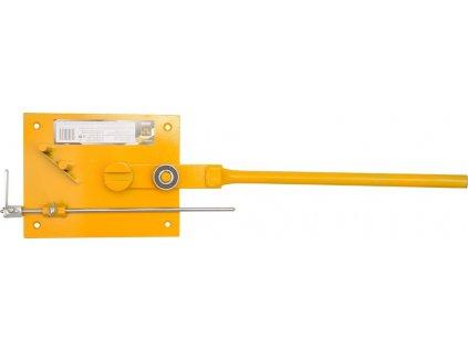 Ohýbačka drátu s ložiskem, pr.drátu 10-14mm Vorel TO-49806