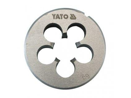 Závitová čelist M4 kruhová Yato YT-2961