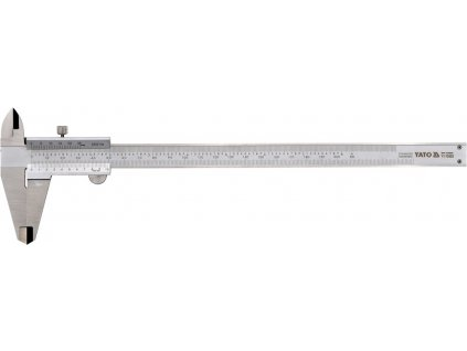 Měřítko posuvné 200 x 0,02 mm Yato YT-72003