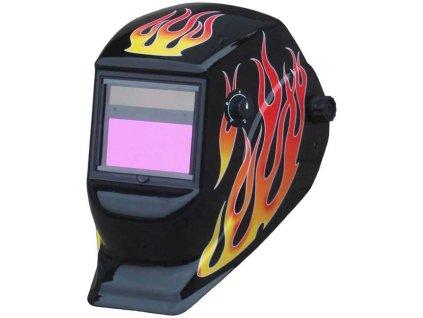 Samostmívací kukla Galaxy RedFlame, Autodark SLOVAKIA Trend 116205