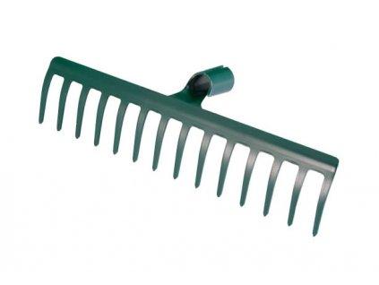 Hrábě železné 12 zubů