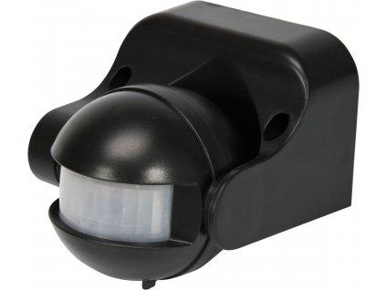 Čidlo pohybu venkovní černé IP44 Vorel TO-83120