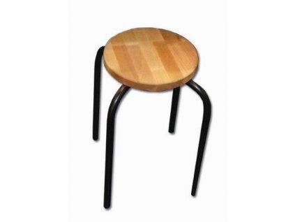 Dílenská stolička 260 x 470 mm