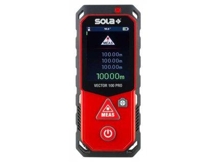 SOLA - Vector 100 PRO - laserový dálkoměr 100m