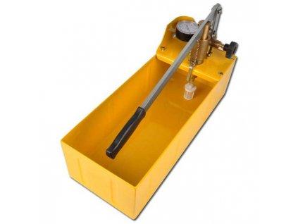 Ruční zkušební tlaková pumpa