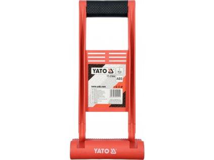 Držák pro přenášení desek ABS (80 kg) Yato YT-37444