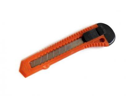 Ulamovací nůž 18mm, plastové tělo nože