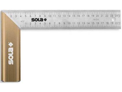 SRB 200 - truhlářský úhelník 200x145mm SOLA 56012001