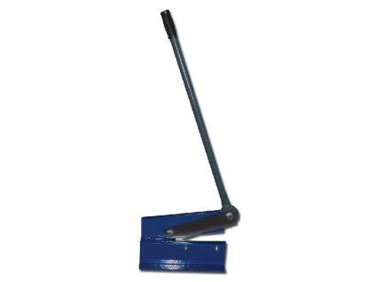 Pákové nůžky na stříhání pásoviny a plechu 150mm