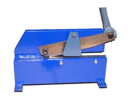 Pákové nůžky na stříhání pásoviny a plechu 200mm