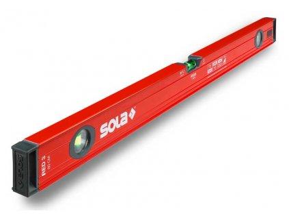 RED 3 100 - profilová vodováha 100cm SOLA 01215301