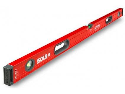 BIG RED 3 150 - profilová vodováha 150cm SOLA 01219501