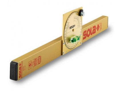 APN 100 - Vodováha se sklonoměrem 100cm SOLA 01480901