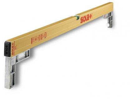 APK 100 - Vodováha se sklonoměrem 100cm SOLA 01482201